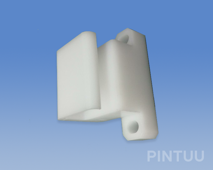 CNC Machining plastic base part-insulating material-0.1kg