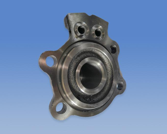 Sand Casting Suppliers - Return Oil Valve Shell - Forklift Gearbox - 1.3kg