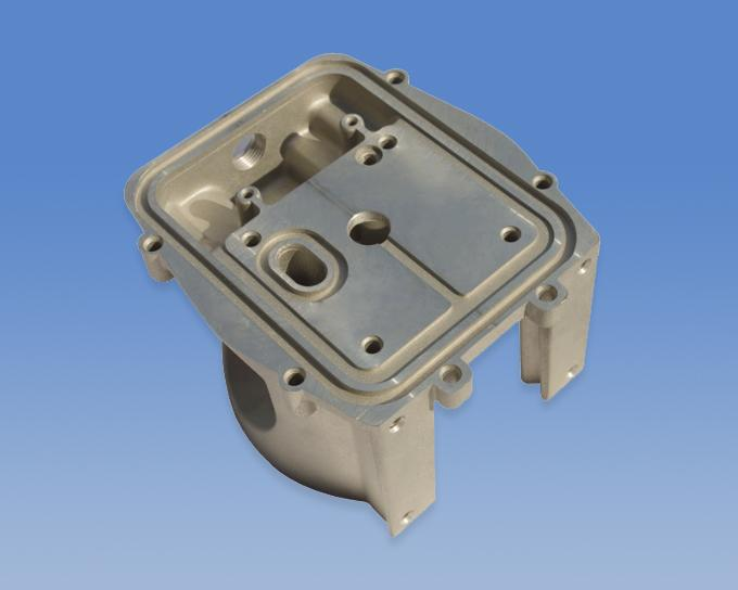 Carbon Steel Precision Casting Supplier - Instrument Casting Component