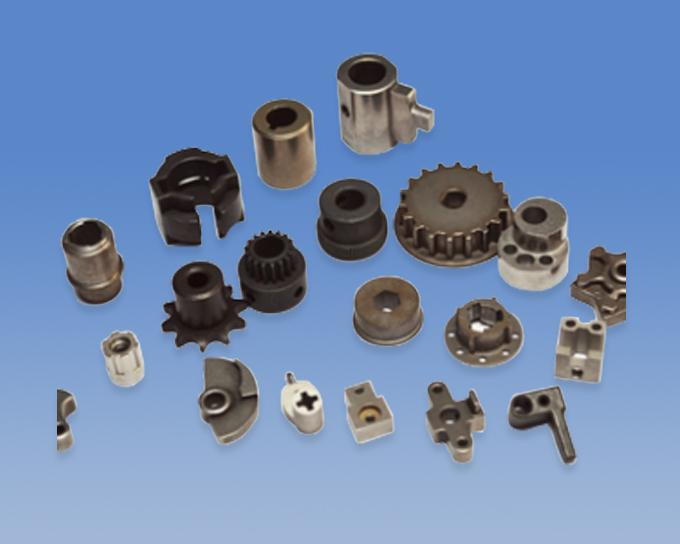 Powder Metal Component Manufacturer PM Parts Pawls, Indentor Holders, Socket