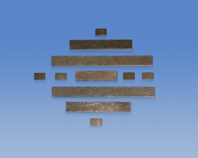 Powdered Metal Parts Manufacturer -Silver Tungsten(CuW) Tips