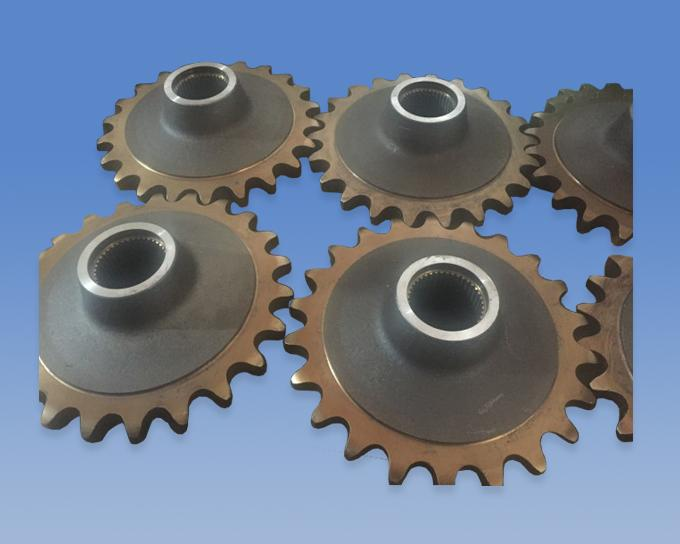 Steel Forging Company - Die Forged Industrial Large Sprockets