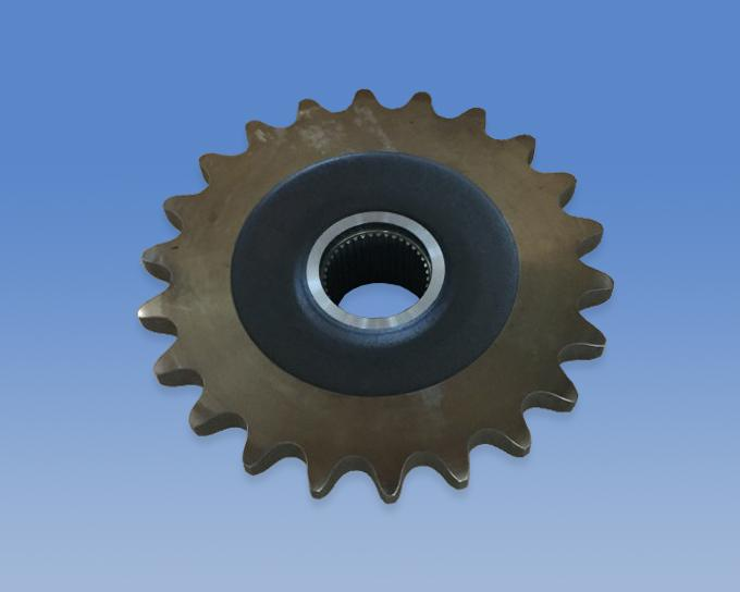 Forging Supplier -Machined Sprockets Forging Carbon Steel